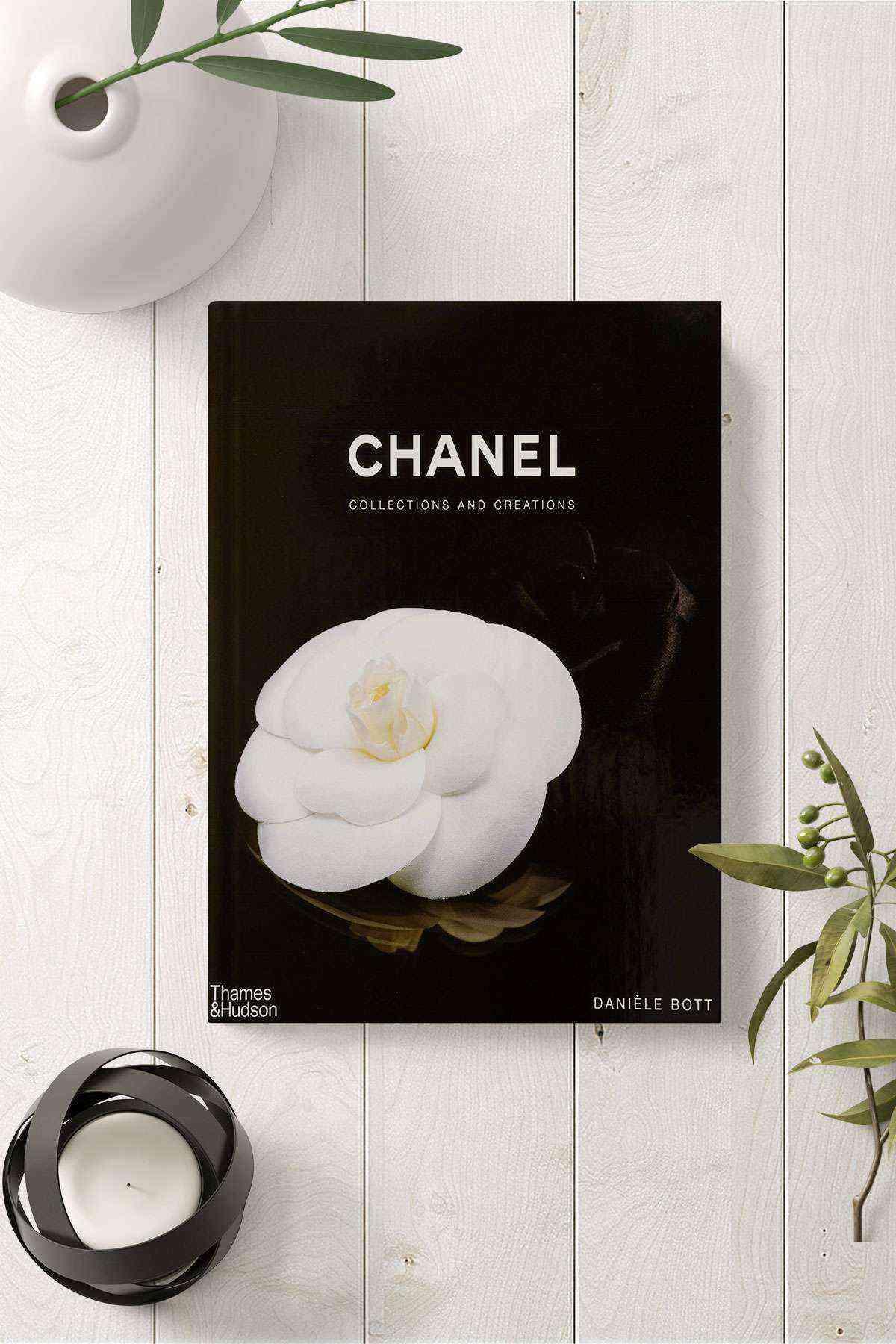 Siyah Dekoratif Kitap Kutusu